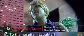 Abortionist Admits She Had To Get Fit In Order To Kill More Easily [VIDEO]