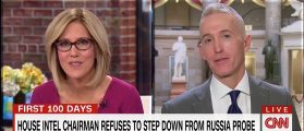Gowdy To CNN's Camerota — 'Don't Conflate' Nunes Briefing With Russia Investigation [VIDEO]