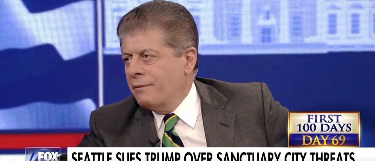 Andrew Napolitano (Fox News)