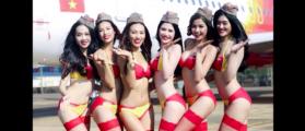 Capitalism: Hot Flight Attendants In Bikinis Made Vietnam Its First Female Billionaire [VIDEO]