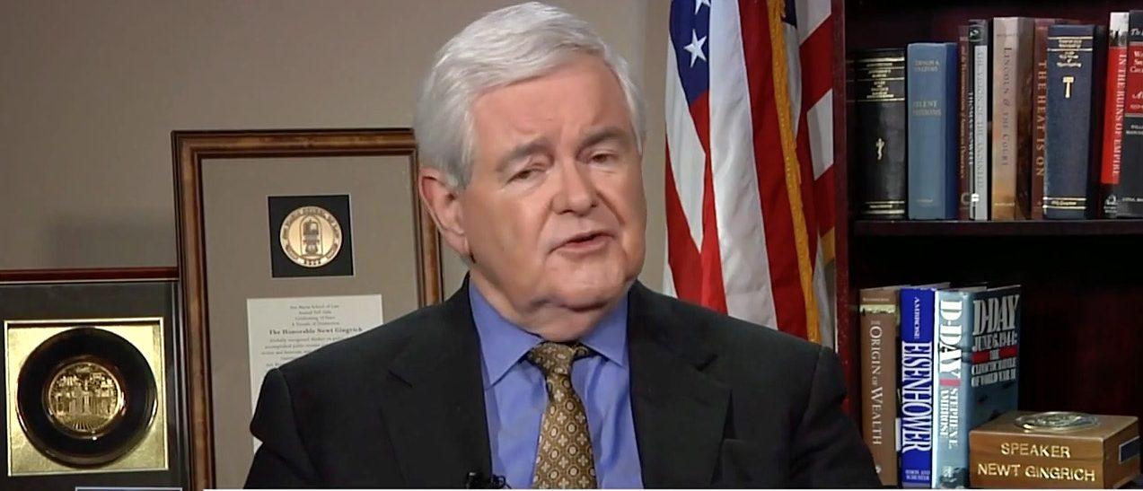 Newt Gingrich (Fox News)
