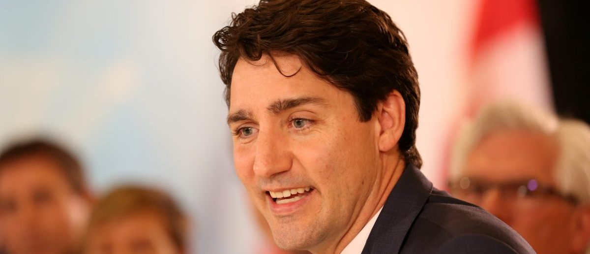 Canada's Prime Minister Justin Trudeau attends a round table at the CERAWeek energy conference in Houston, March 9, 2017. REUTERS/Trish Badger