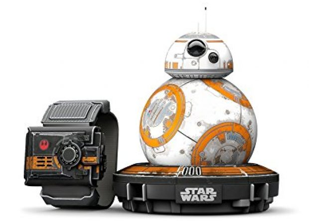 Normally $200, BB-8 can be yours for 28 percent off today (Photo via Amazon)