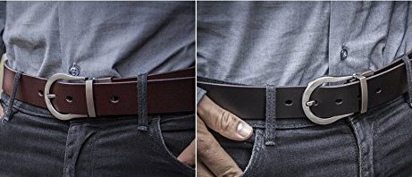This belt is under $14 right now (Photo via Amazon)