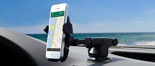 This is one of the car mount holders on sale today (Photo via Amazon)