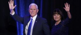Today's Designated Outrage: Mike Pence Is Faithful To His Wife
