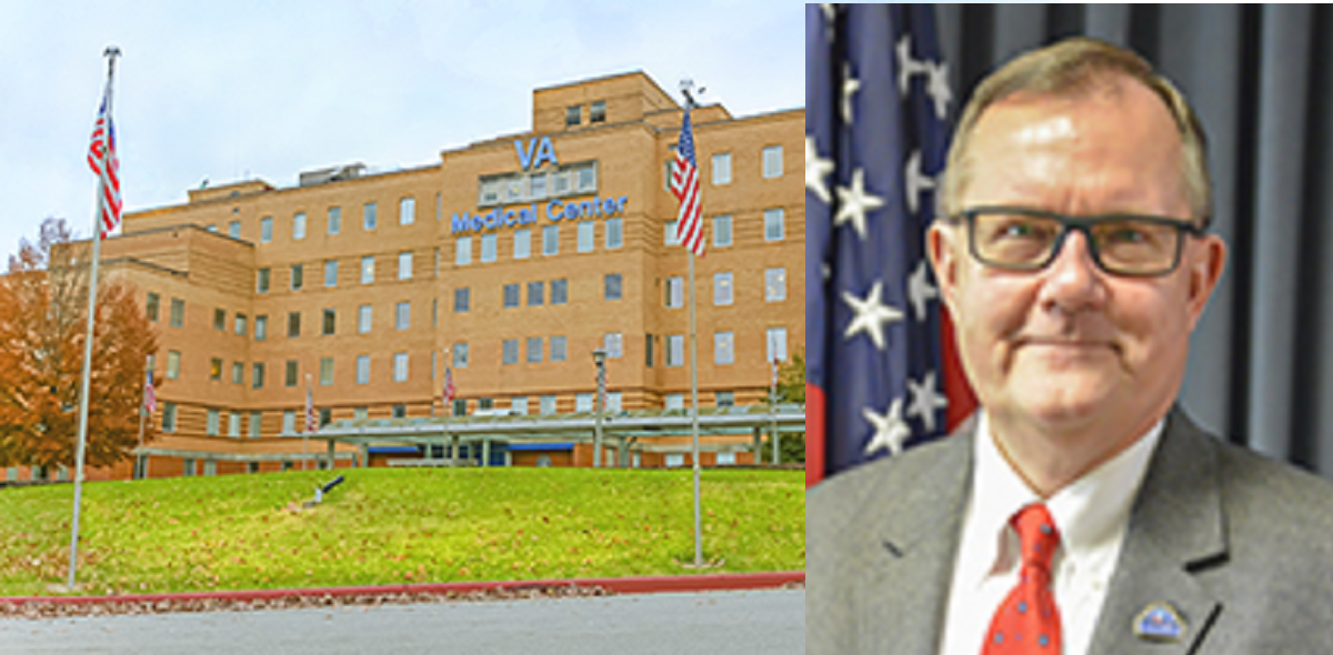 Glenn R. Snider, Jr. of the Clarksburg, WV Veterans Affairs hospital / Government photos