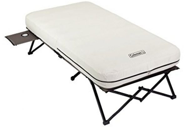 Normally $150, this airbed cot is 40 percent off today (Photo via Amazon)