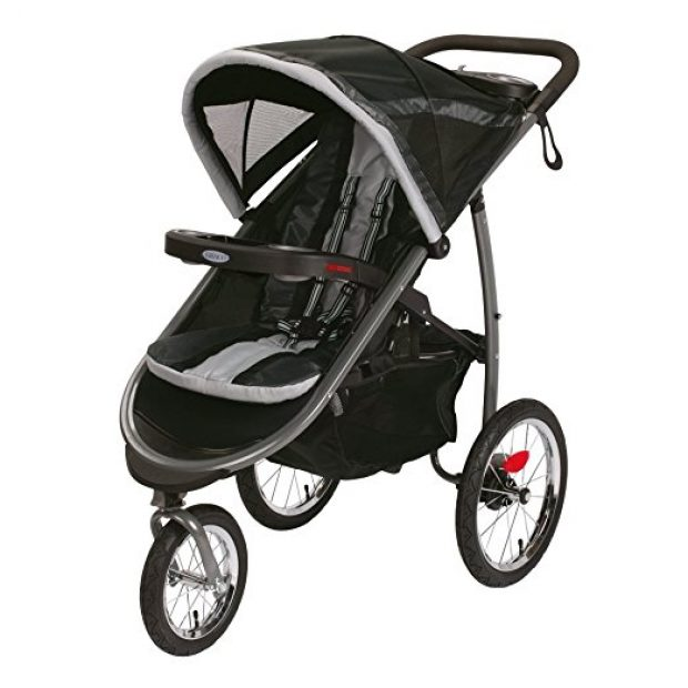 Normally $190, this stroller is 43 percent off today (Photo via Amazon)