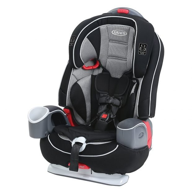 Normally $170, this #1 bestselling carseat is 45 percent off today (Photo via Amazon)