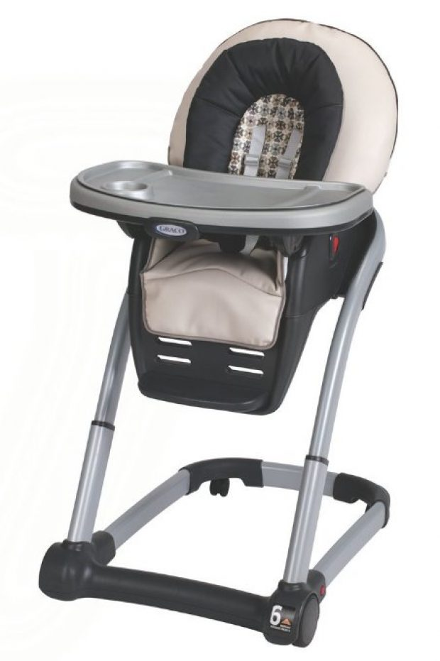 Normally $190, this high chair is 49 percent off today (Photo via Amazon)