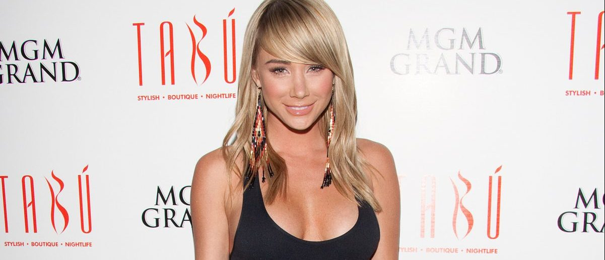 Sara Underwood (Credit: Splash News)
