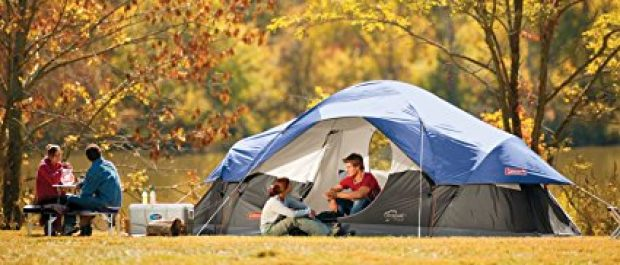 Coleman wants to put you in a camping state of mind (Photo via Amazon)