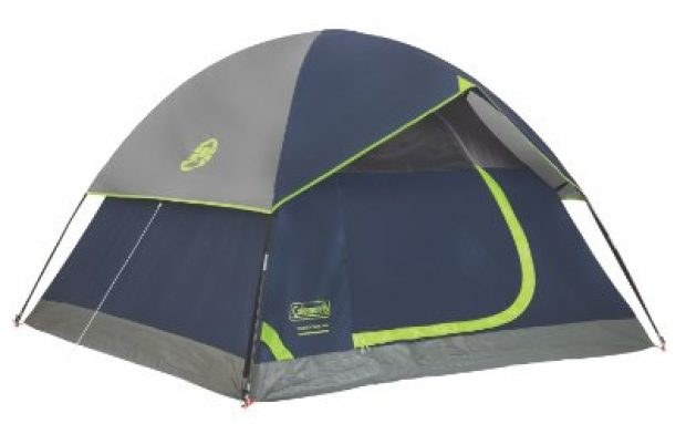 Normally $73, this tent is 45 percent off today. It is one of several tents included in today's deal (Photo via Amazon)