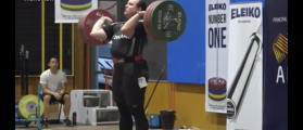 Trans Weightlifter Destroys Female Competitors Again