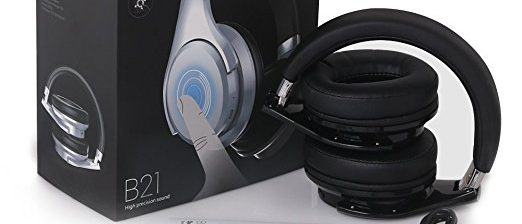 We really like this pair of headphones, and it happens to be half off right now (Photo via Amazon)