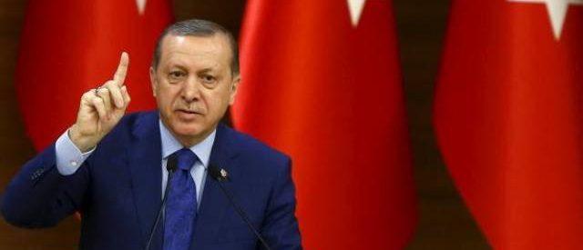 Turkey's president Recep Tayyip Erdogan (REUTERS)