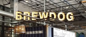 Here is the BrewDog Facility Columbus, Ohio. (Photo: The Daily Caller News Foundation/Christopher Bedford)
