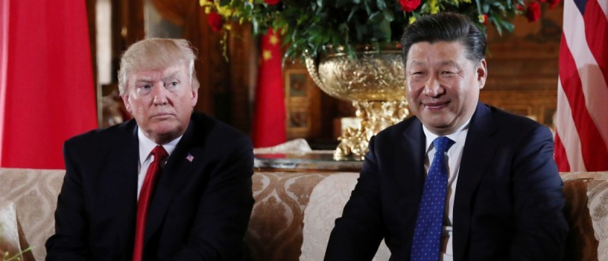 DAY 77 / APRIL 6: President Donald Trump and Chinese President Xi Jinping met face-to-face for the first time spending some social time together with their wives before digging in to the thorny trade and security issues that bedevil the relationship between the world's two largest economies.