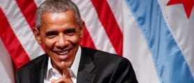 Report: Obama Is Cashing In With Lucrative Wall Street Speech