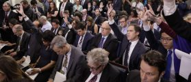 The White House's New Press Strategy Has Reporters Furious
