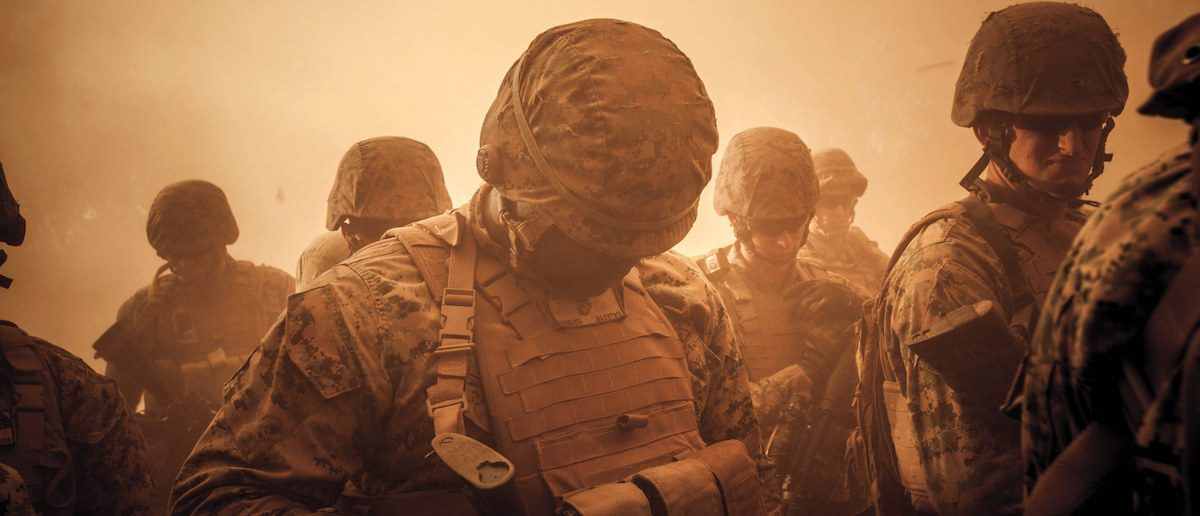 (U.S. Marine Corps photo by Lance Cpl. Anthony J. Brosilow)