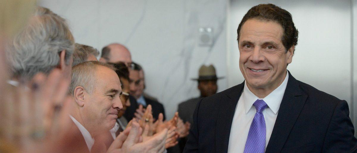 New York Governor Andrew Cuomo. (Reuters/Stephanie Keiths)
