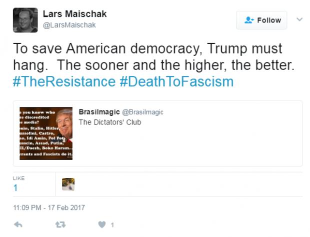 Twitter: Lars Maischak