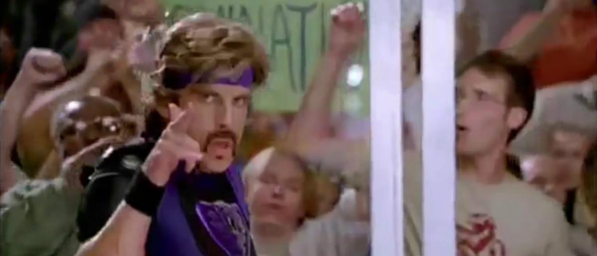 Dodgeball YouTube/Movieclips Trailer Vault