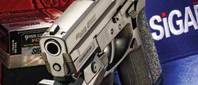 Gun Test: Sig Sauer SP2022