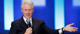 Bill Clinton Says The Clinton Center Has Been 'Bugged' Too