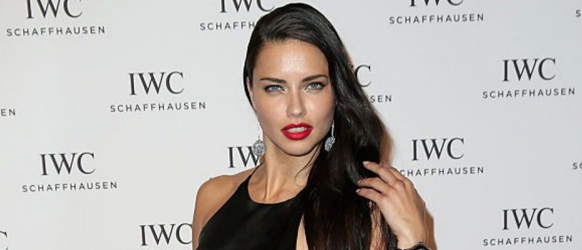 "Adriana Lima attends the IWC ""Come Fly with us"" Gala Dinner during the launch of the Pilot's Watches Novelties from the Swiss luxury watch manufacturer IWC Schaffhausen at the Salon International de la Haute Horlogerie (SIHH) 2016 on January 19, 2016 in Geneva, Switzerland.  (Photo by Chris Jackson/Getty Images for IWC)"