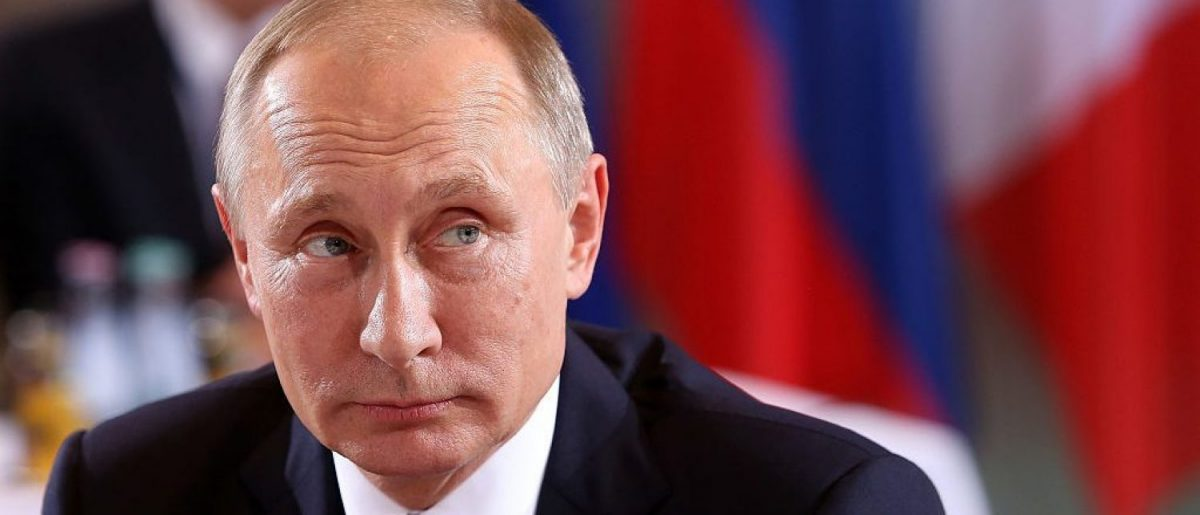 Russian President Vladimir Putin (Photo by Adam Berry/Getty Images)