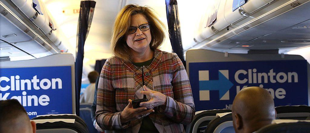 Jennifer Palmieri (Getty Images)