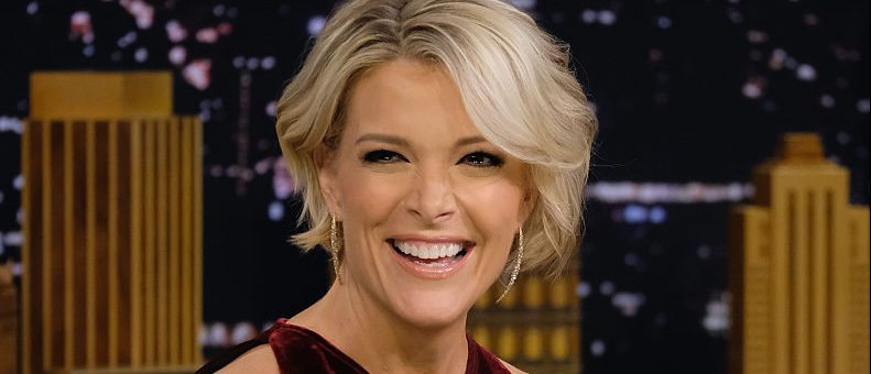 """NEW YORK, NY - NOVEMBER 18: Megyn Kelly Visits """"The Tonight Show Starring Jimmy Fallon"""" at Rockefeller Center on November 18, 2016 in New York City. (Photo by Theo Wargo/Getty Images)"""