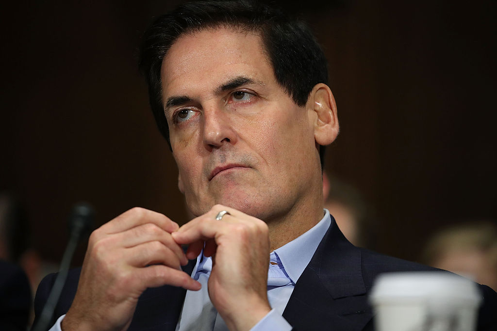 Mark Cuban Grades Trump C- So Far: He's Like