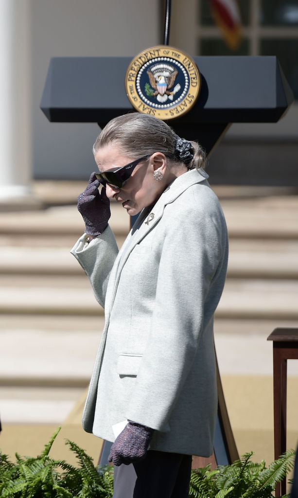 Ruth Bader Ginsburg (Getty Images)
