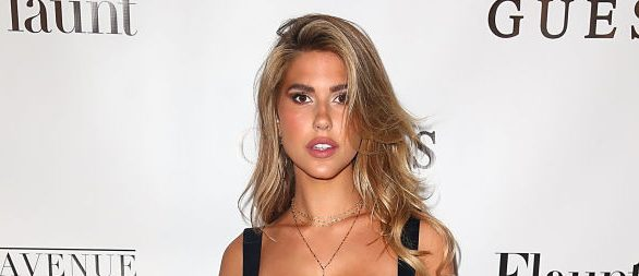 Kara Del Toro Torches The Internet With Topless Photo From The BeachInstagram - Kara Del - Morocco - Thanksgiving
