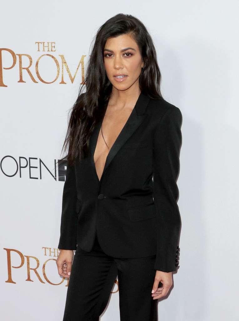 Kourtney Kardashian (Photo by Frederick M. Brown/Getty Images)