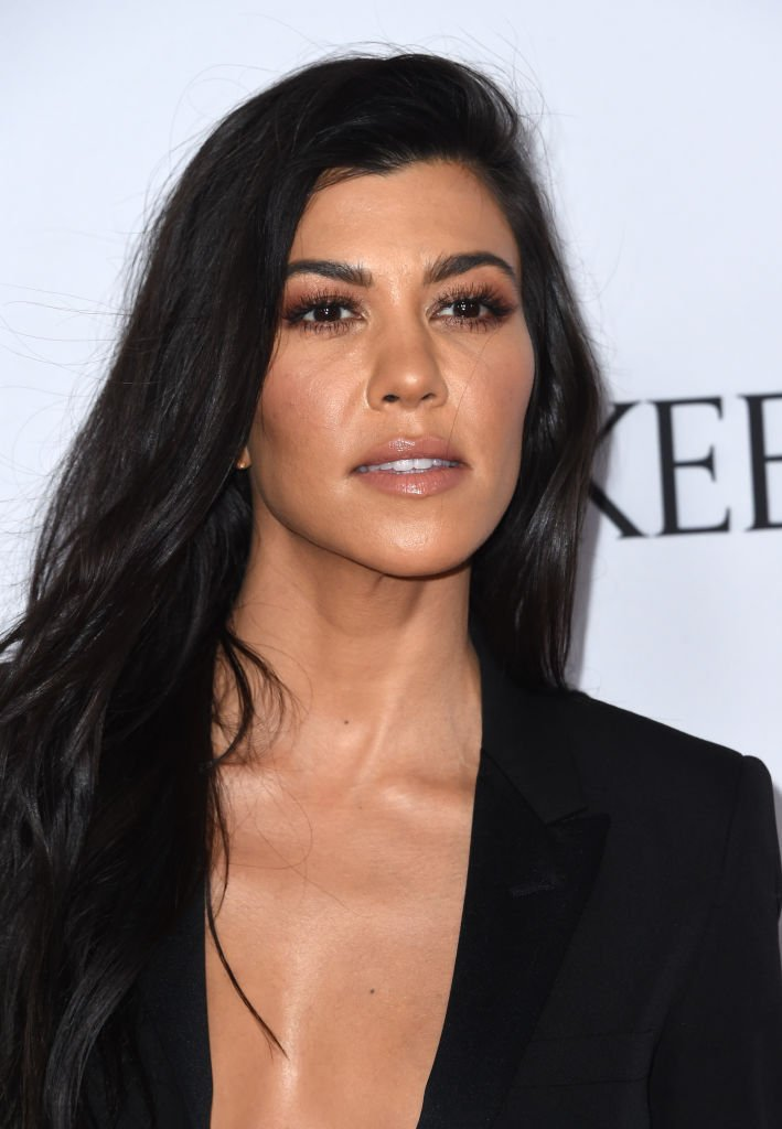 Kourtney Kardashian (Photo credit: CHRIS DELMAS/AFP/Getty Images)