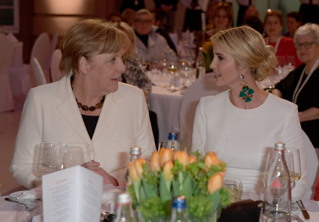 Ivanka Trump Attends W20 Conference In Berlin (Photo: Getty Images)