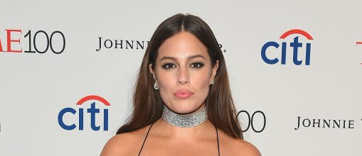 Model Ashley Graham attends the 2017 Time 100 Gala at Jazz at Lincoln Center on April 25, 2017 in New York City. (Photo by Ben Gabbe/Getty Images for TIME)