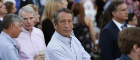 Rep. Mark Sanford (R-SC) attends a picnic for members of Congress hosted by U.S. President Barack Obama at the White House in Washington September 17, 2014. (REUTERS/Kevin Lamarque)