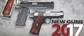 New 1911 Pistols For 2017