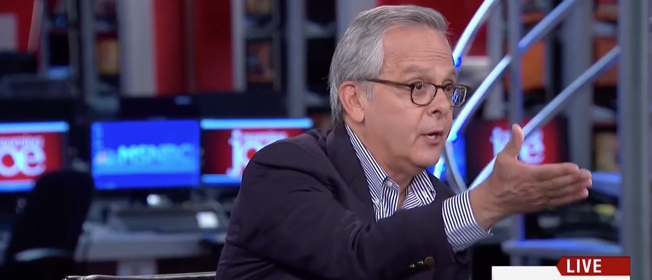Mike Lupica (MSNBC)