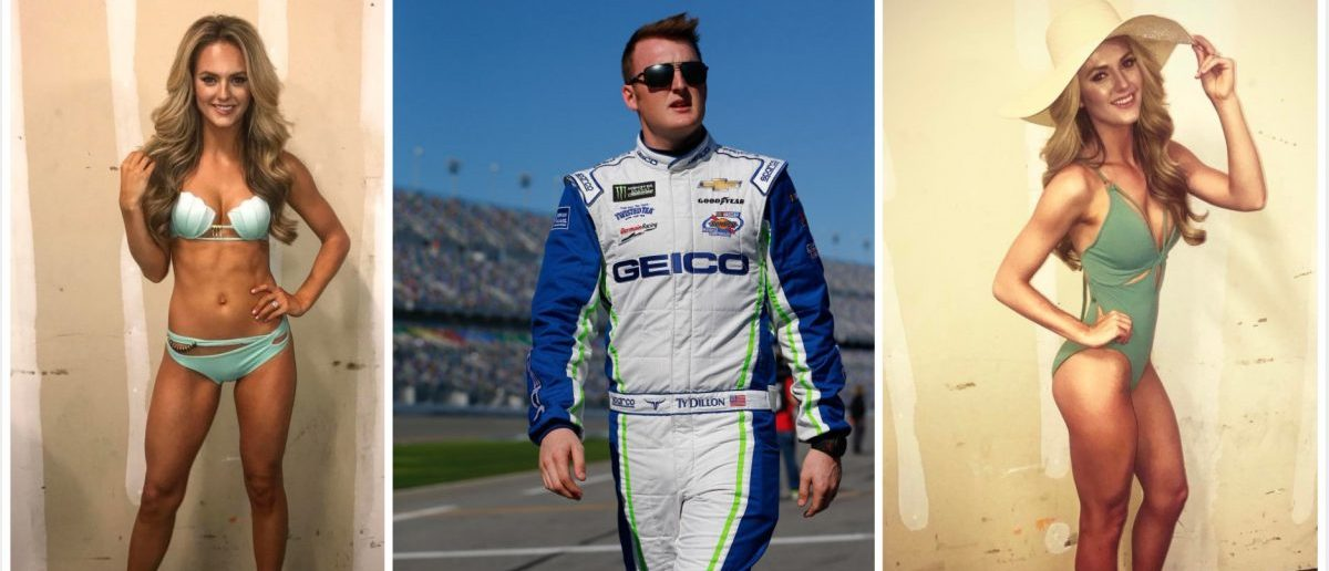 Ty Dillon (Credit: Getty Images, Instagram)