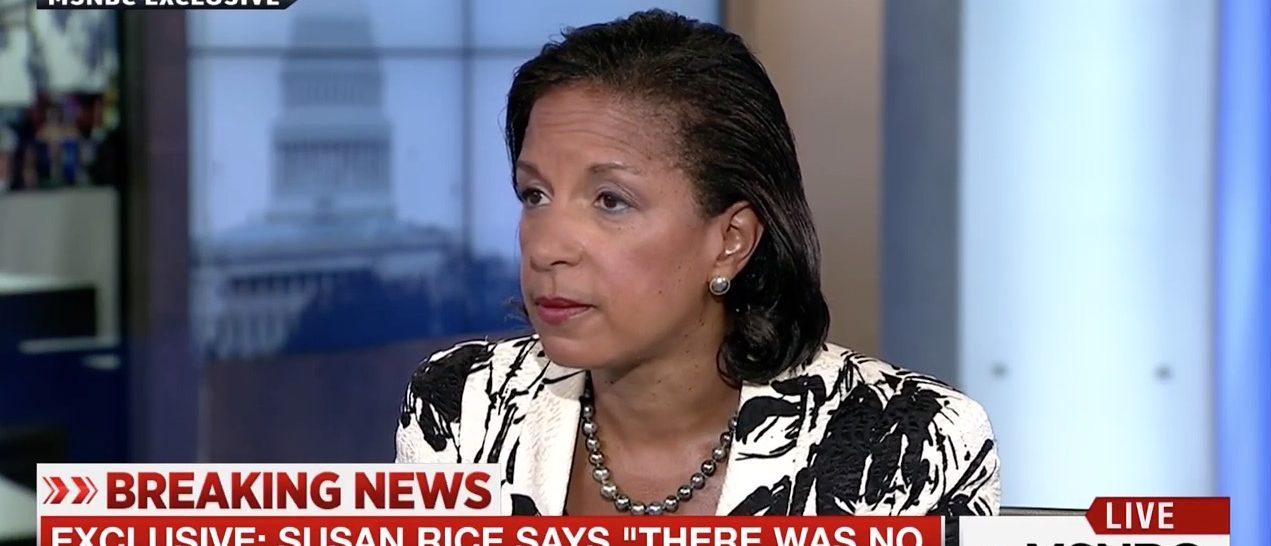 Susan Rice (MSNBC)