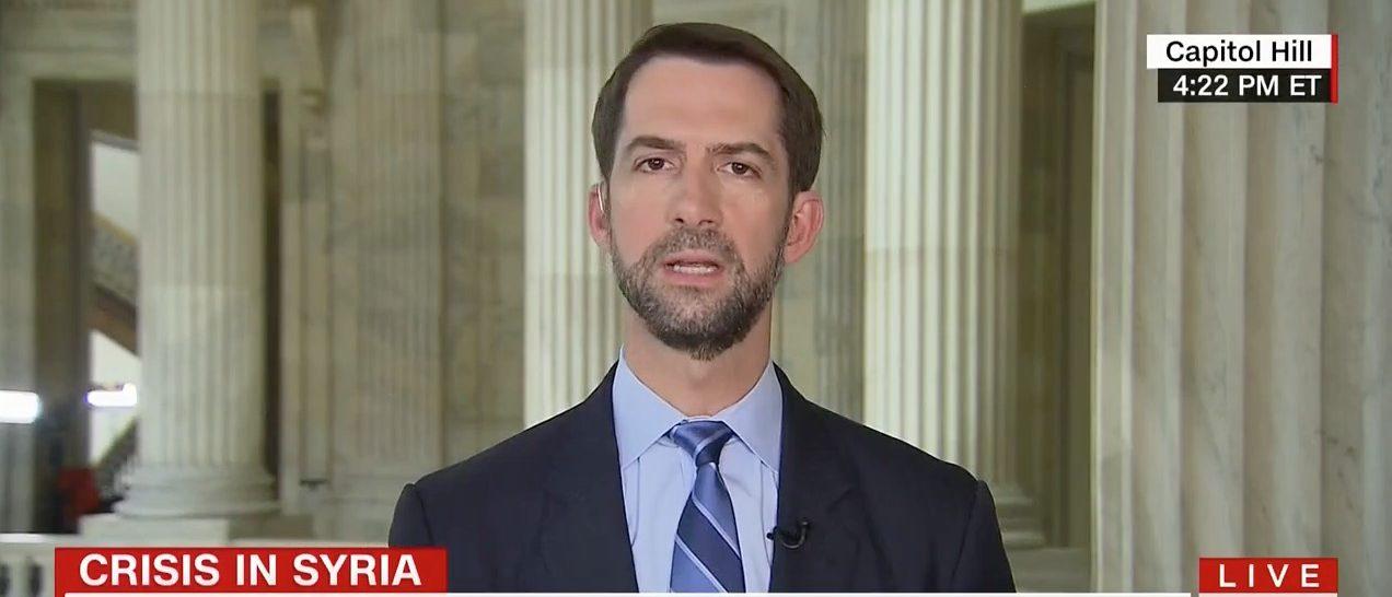 Tom Cotton (CNN)