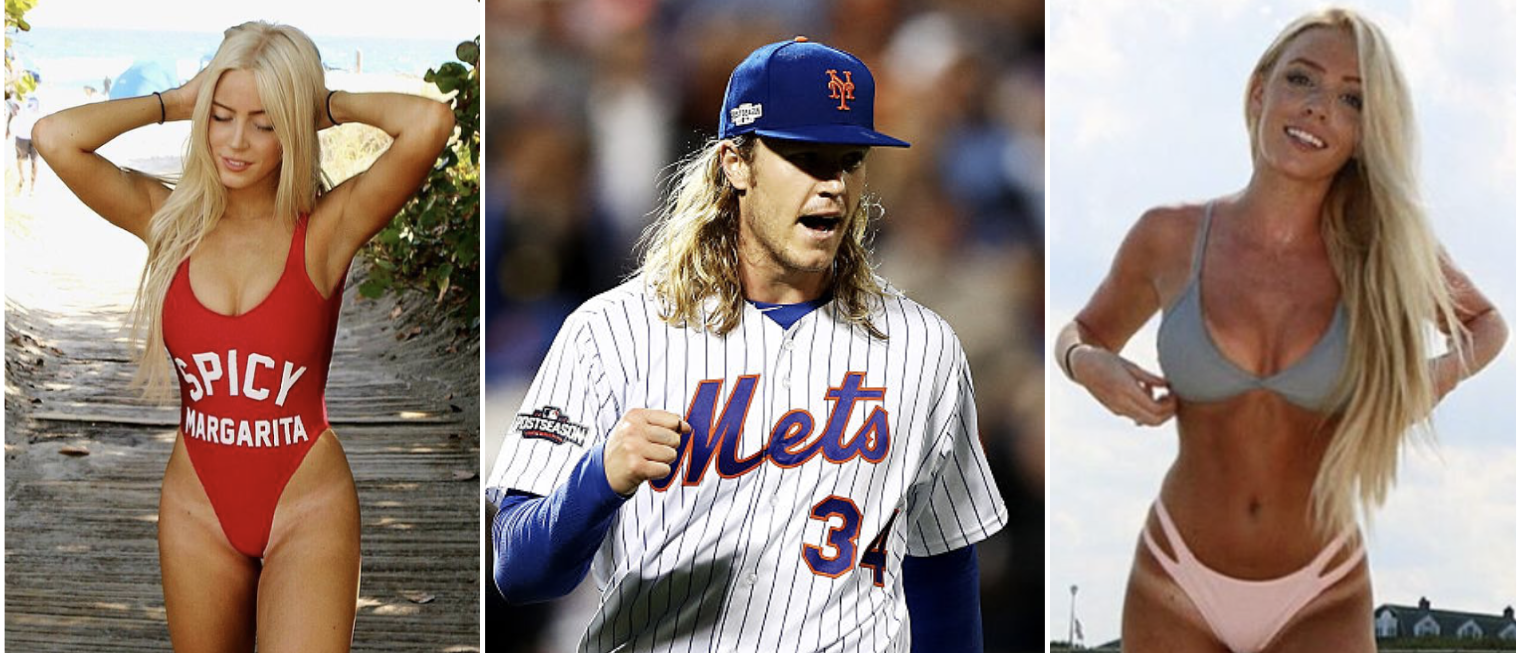 Which mets player is dating lima new york post