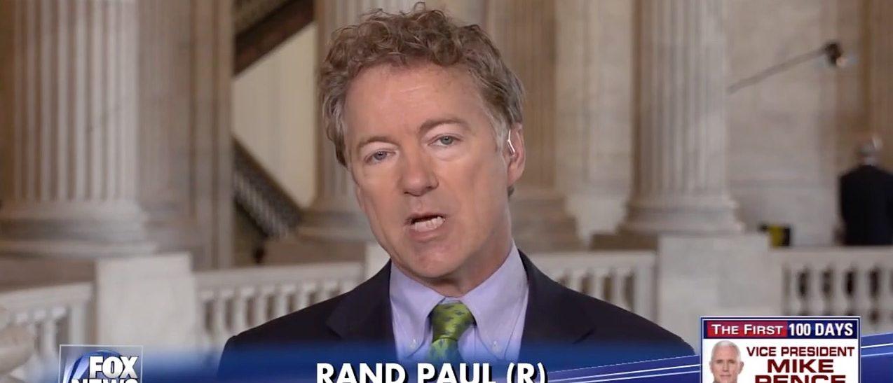 Rand Paul (Fox News)